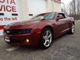 2010 Red Jewel Tintcoat Chevrolet Camaro LT/RS Coupe #78996885