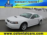 2001 Oxford White Ford Mustang GT Coupe #78997021