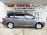 2011 Predawn Gray Mica Toyota Sienna Limited #78996297