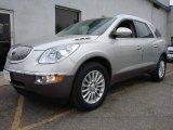 2008 Platinum Ice Metallic Buick Enclave CXL #7886047