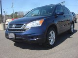 2011 Royal Blue Pearl Honda CR-V EX-L 4WD #78997135