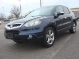 2007 Royal Blue Pearl Acura RDX Technology #78997133