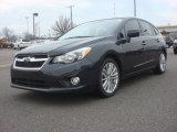 2012 Dark Gray Metallic Subaru Impreza 2.0i Limited 5 Door #78997132
