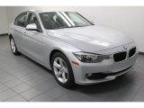 2013 Glacier Silver Metallic BMW 3 Series 328i Sedan #78996722