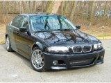 2001 Black Sapphire Metallic BMW 3 Series 330i Sedan #78996844