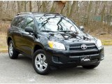 2010 Black Forest Pearl Toyota RAV4 I4 4WD #78996843