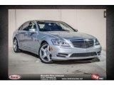 2013 Iridium Silver Metallic Mercedes-Benz S 550 Sedan #78996253