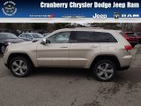 2014 Cashmere Pearl Jeep Grand Cherokee Limited 4x4 #78996380