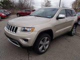 2014 Jeep Grand Cherokee Cashmere Pearl