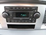 2008 Dodge Ram 1500 Lone Star Edition Quad Cab 4x4 Audio System