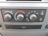 2008 Dodge Ram 1500 Lone Star Edition Quad Cab 4x4 Controls