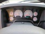 2008 Dodge Ram 1500 Lone Star Edition Quad Cab 4x4 Gauges