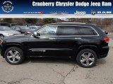 2014 Brilliant Black Crystal Pearl Jeep Grand Cherokee Laredo 4x4 #78996378