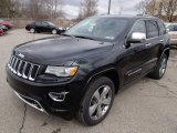 2014 Jeep Grand Cherokee Black Forest Green Pearl