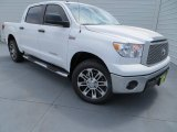 2013 Super White Toyota Tundra Texas Edition CrewMax #78996532