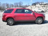 2013 Crystal Red Tintcoat GMC Acadia SLT AWD #78996956