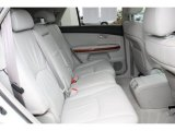 2008 Lexus RX 350 Rear Seat