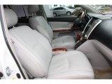 2008 Lexus RX 350 Front Seat