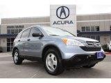 2007 Glacier Blue Metallic Honda CR-V LX #78996235