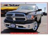 2013 Black Gold Pearl Ram 1500 SLT Quad Cab #78996685