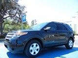 2013 Tuxedo Black Metallic Ford Explorer EcoBoost #78996350