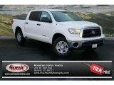 2013 Super White Toyota Tundra CrewMax 4x4 #78996215