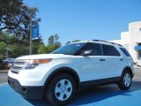 2013 Oxford White Ford Explorer EcoBoost #78996347