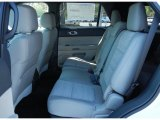 2013 Ford Explorer EcoBoost Rear Seat