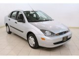 2003 CD Silver Metallic Ford Focus LX Sedan #78996804