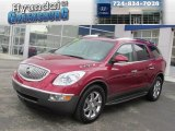 2008 Red Jewel Buick Enclave CXL AWD #78996194