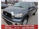 2008 Slate Gray Metallic Toyota Tundra SR5 Double Cab 4x4 #78996793