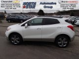 2013 White Pearl Tricoat Buick Encore Leather AWD #78996478
