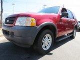 2003 Redfire Metallic Ford Explorer XLS #78996916
