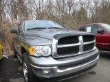 2005 Mineral Gray Metallic Dodge Ram 1500 SLT Quad Cab 4x4 #78996471
