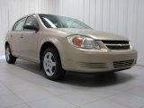 2007 Sandstone Metallic Chevrolet Cobalt LS Sedan #78996757