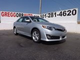 2013 Classic Silver Metallic Toyota Camry SE #78996632