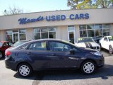 2013 Violet Gray Ford Fiesta S Sedan #78996623