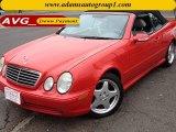 2000 Mercedes-Benz CLK 430 Cabriolet