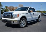 2010 Oxford White Ford F150 XLT SuperCab #79058972