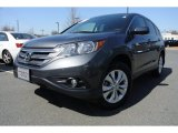 2012 Polished Metal Metallic Honda CR-V EX #79058962