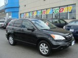 2009 Crystal Black Pearl Honda CR-V EX 4WD #79059267