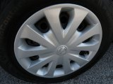 Nissan Versa 2012 Wheels and Tires