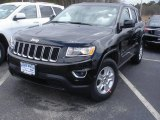2014 Black Forest Green Pearl Jeep Grand Cherokee Laredo 4x4 #79058315