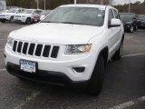 2014 Bright White Jeep Grand Cherokee Laredo 4x4 #79058314