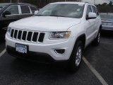 2014 Bright White Jeep Grand Cherokee Laredo 4x4 #79058313