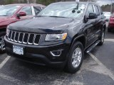 2014 Brilliant Black Crystal Pearl Jeep Grand Cherokee Laredo 4x4 #79058312