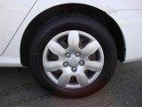 Hyundai Elantra 2008 Wheels and Tires