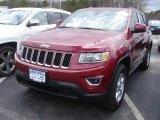 2014 Deep Cherry Red Crystal Pearl Jeep Grand Cherokee Laredo 4x4 #79058308