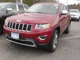 2014 Deep Cherry Red Crystal Pearl Jeep Grand Cherokee Limited 4x4 #79058307