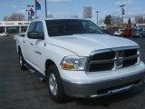 2011 Bright White Dodge Ram 1500 Big Horn Crew Cab 4x4 #79059237